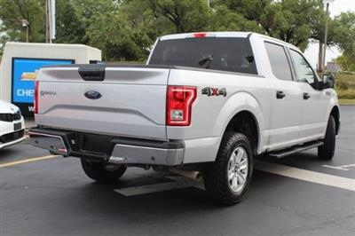 2017 Ford F-150 SuperCrew Cab 4x4, Pickup #P13672 - photo 2