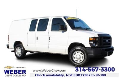 2014 Ford E-250 4x2, Upfitted Cargo Van #P13820 - photo 1