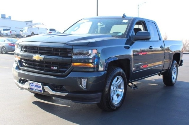 2017 Chevrolet Silverado 1500 Double Cab 4x4, Pickup #P13833 - photo 7