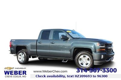 2017 Chevrolet Silverado 1500 Double Cab 4x4, Pickup #P13833 - photo 1