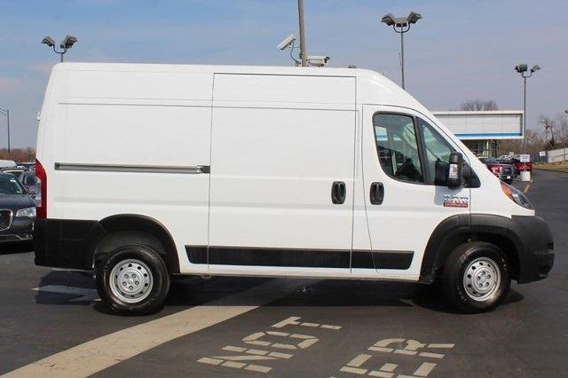 2020 Ram ProMaster 1500 High Roof FWD, Empty Cargo Van #P13871 - photo 9