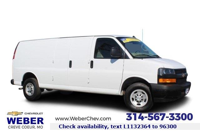 2020 Chevrolet Express 2500 4x2, Empty Cargo Van #P13909 - photo 1