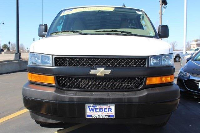2020 Chevrolet Express 2500 4x2, Empty Cargo Van #P13909 - photo 13