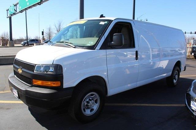 2020 Chevrolet Express 2500 4x2, Empty Cargo Van #P13909 - photo 4