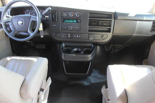 2020 Chevrolet Express 2500 4x2, Empty Cargo Van #P13909 - photo 16
