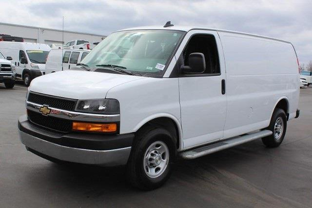 2020 Chevrolet Express 2500 4x2, Empty Cargo Van #P13926 - photo 9
