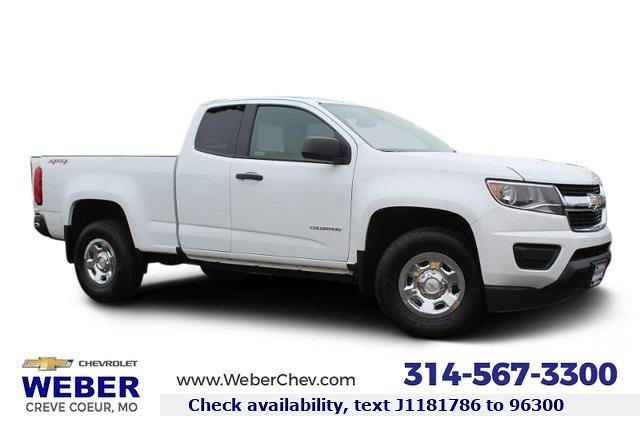 2018 Chevrolet Colorado Extended Cab 4x4, Pickup #P13942 - photo 1