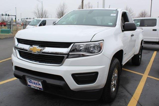 2018 Chevrolet Colorado Extended Cab 4x4, Pickup #P13942 - photo 3