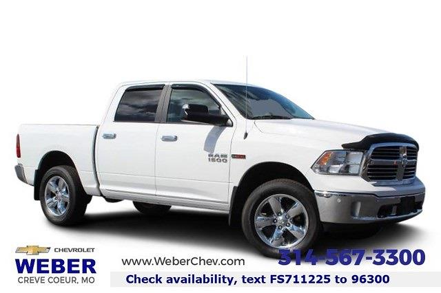 2015 Ram 1500 Crew Cab 4x4, Pickup #P13957 - photo 1