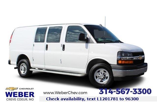 2020 Chevrolet Express 2500 4x2, Empty Cargo Van #P13965 - photo 1