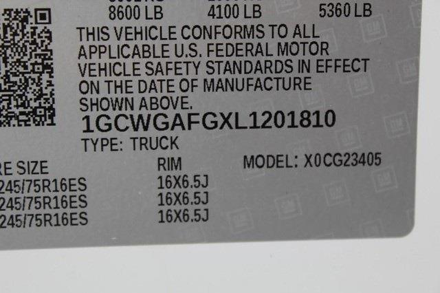 2020 Chevrolet Express 2500 4x2, Empty Cargo Van #P13966 - photo 26