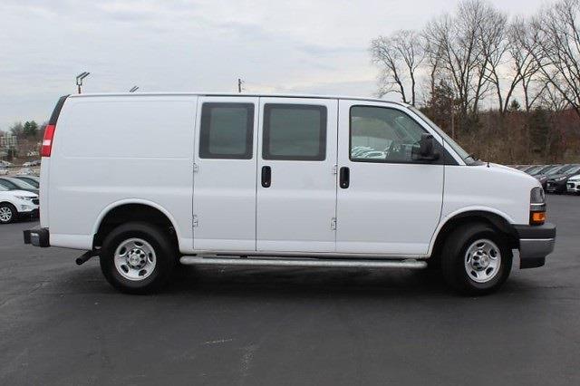 2020 Chevrolet Express 2500 4x2, Empty Cargo Van #P13966 - photo 8