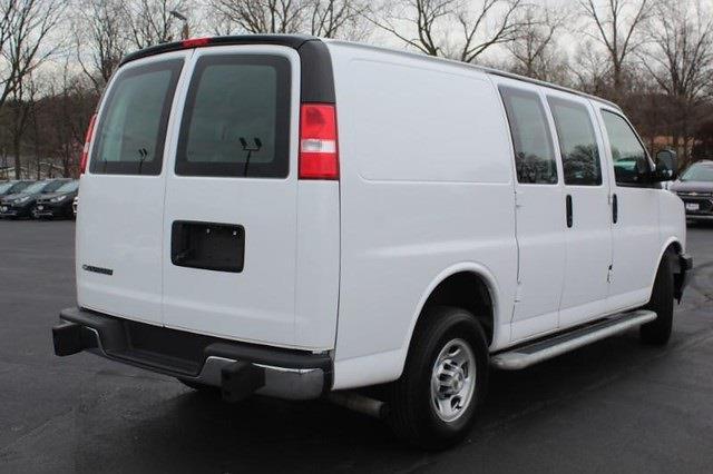 2020 Chevrolet Express 2500 4x2, Empty Cargo Van #P13966 - photo 9