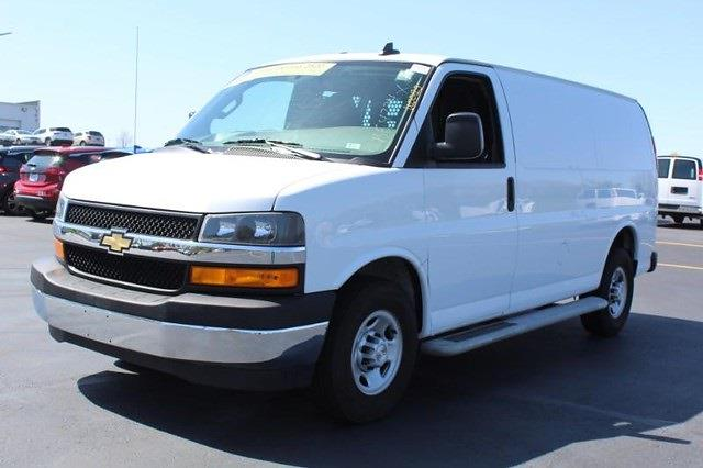 2019 Chevrolet Express 2500 4x2, Empty Cargo Van #P14009 - photo 15
