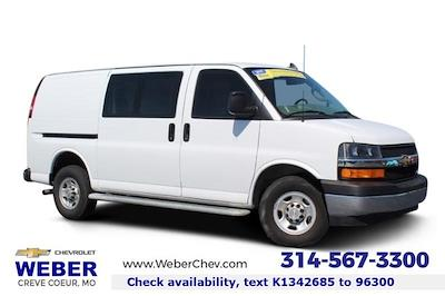 2019 Chevrolet Express 2500 4x2, Empty Cargo Van #P14009 - photo 1