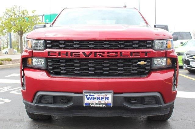 2019 Chevrolet Silverado 1500 Crew Cab 4x4, Pickup #P14011 - photo 14