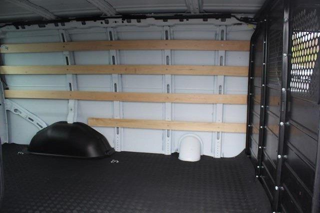 2019 GMC Savana 2500 4x2, Empty Cargo Van #P14021 - photo 9