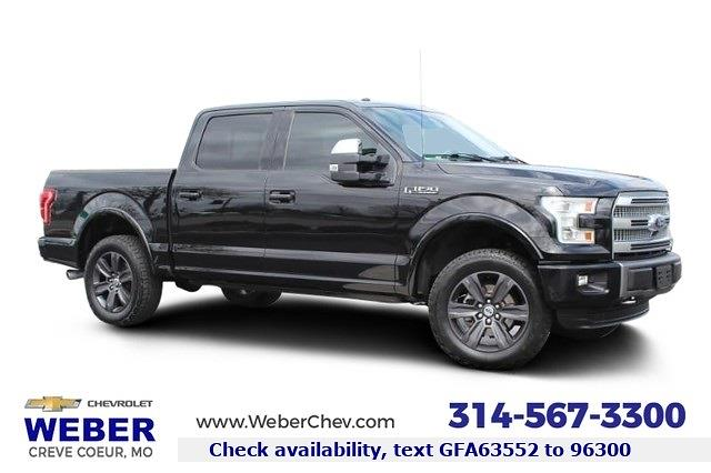 2016 Ford F-150 SuperCrew Cab 4x4, Pickup #P14029 - photo 1