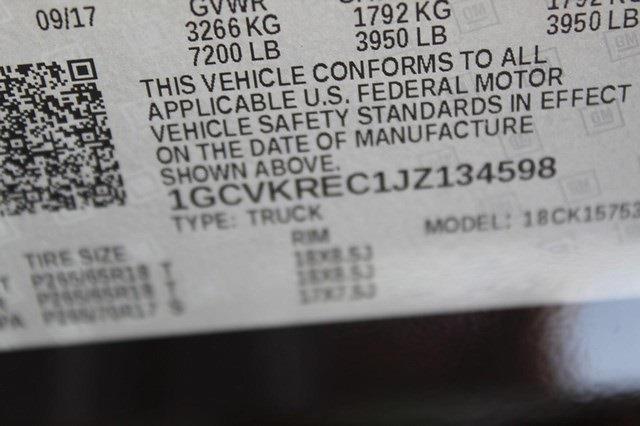 2018 Chevrolet Silverado 1500 Double Cab 4x4, Pickup #P14043 - photo 27