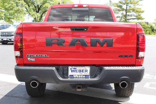 2016 Ram 1500 Crew Cab 4x4, Pickup #P14054 - photo 3