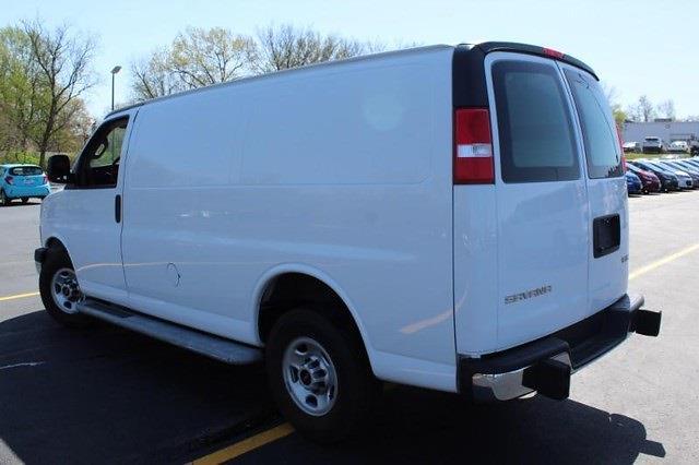 2019 GMC Savana 2500 4x2, Empty Cargo Van #P14056 - photo 21