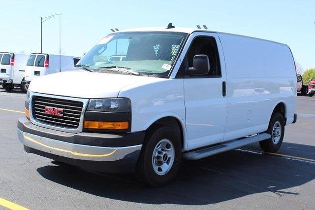 2019 GMC Savana 2500 4x2, Empty Cargo Van #P14056 - photo 10