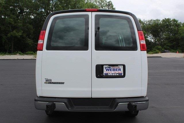 2020 Chevrolet Express 2500 4x2, Empty Cargo Van #P14057 - photo 9