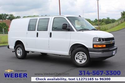 2020 Chevrolet Express 2500 4x2, Empty Cargo Van #P14057 - photo 1