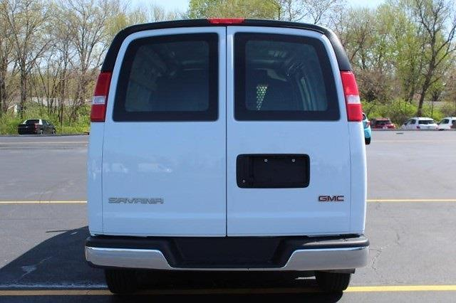 2019 GMC Savana 2500 4x2, Empty Cargo Van #P14058 - photo 4