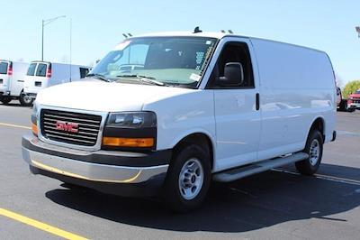 2019 GMC Savana 2500 4x2, Empty Cargo Van #P14058 - photo 10