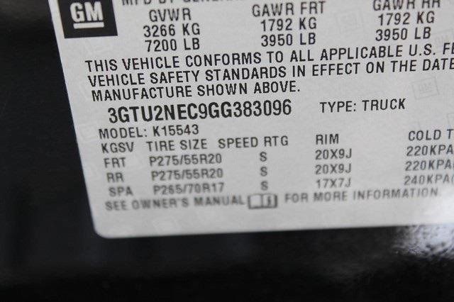 2016 GMC Sierra 1500 Crew Cab 4x4, Pickup #P14073 - photo 31