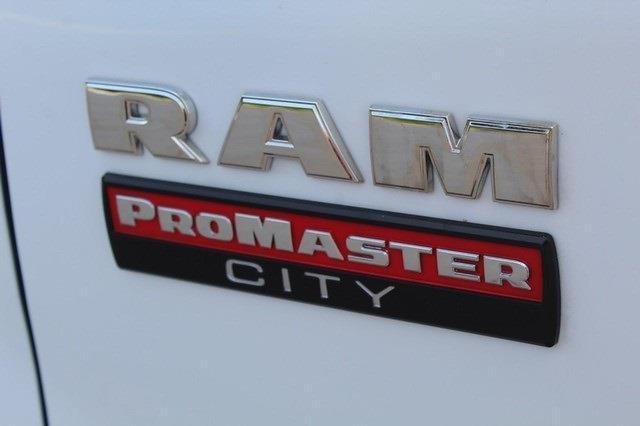 2018 Ram ProMaster City FWD, Empty Cargo Van #P14121 - photo 8