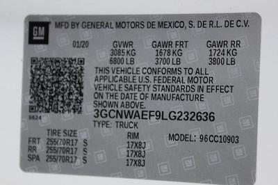 2020 Chevrolet Silverado 1500 Regular Cab 4x2, Pickup #P14125 - photo 26
