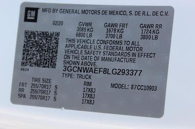 2020 Chevrolet Silverado 1500 Regular Cab 4x2, Pickup #P14126 - photo 24