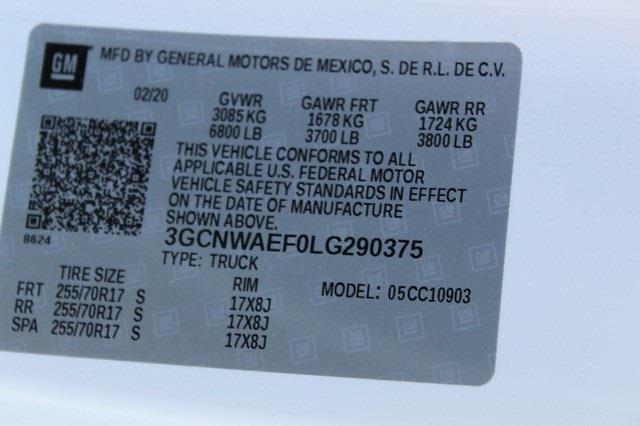 2020 Chevrolet Silverado 1500 Regular Cab 4x2, Pickup #P14127 - photo 25