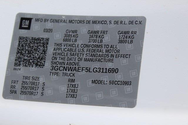 2020 Chevrolet Silverado 1500 Regular Cab 4x2, Pickup #P14128 - photo 24