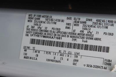 2019 Ford Transit 250 Low Roof 4x2, Empty Cargo Van #P14131 - photo 26