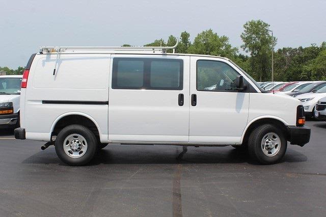 2017 Chevrolet Express 2500, Upfitted Cargo Van #P14209 - photo 4