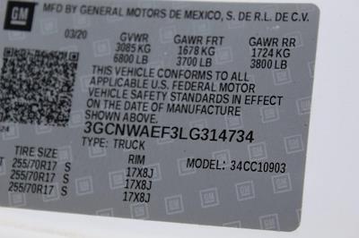 2020 Chevrolet Silverado 1500 Regular Cab 4x2, Pickup #P14215 - photo 25
