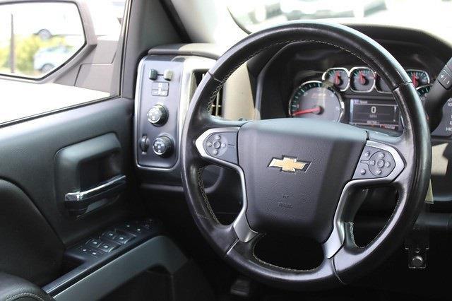 2016 Chevrolet Silverado 1500 Crew Cab 4x4, Pickup #P14253 - photo 18