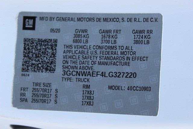 2020 Chevrolet Silverado 1500 Regular Cab 4x2, Pickup #P14269 - photo 26