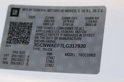 2020 Chevrolet Silverado 1500 Regular Cab 4x2, Pickup #P14270 - photo 27