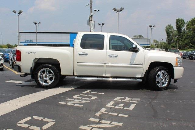 2012 Chevrolet Silverado 1500 Crew Cab 4x4, Pickup #P14308 - photo 3