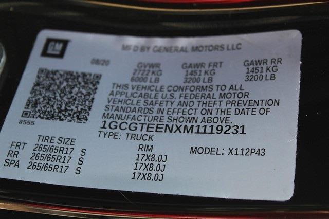 2021 Chevrolet Colorado Crew Cab 4x4, Pickup #P14321 - photo 28