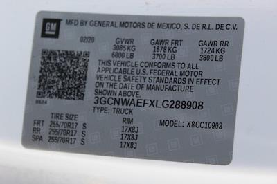2020 Silverado 1500 Regular Cab 4x2,  Pickup #P14388 - photo 25