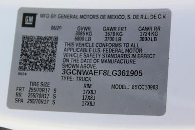 2020 Silverado 1500 Regular Cab 4x2,  Pickup #P14389 - photo 26