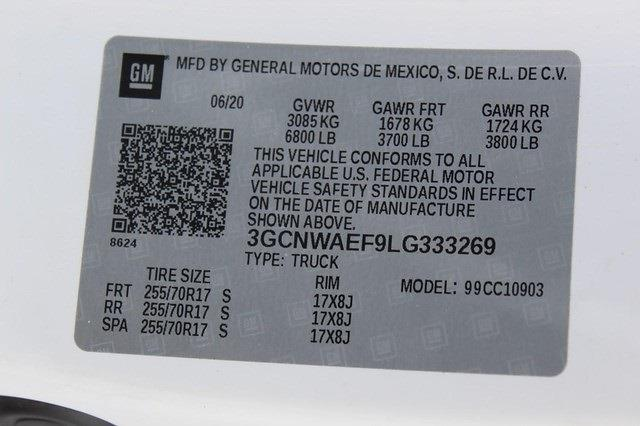2020 Silverado 1500 Regular Cab 4x2,  Pickup #P14390 - photo 22