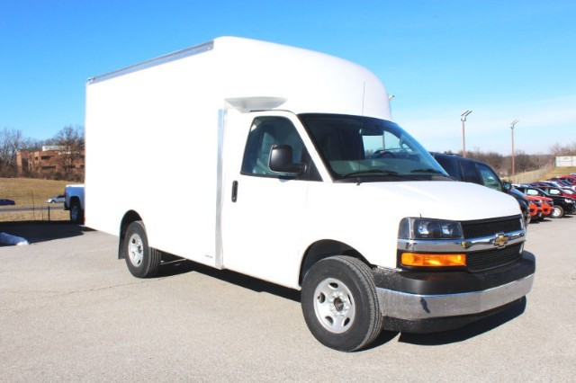 2019 Express 3500 RWD, Supreme Spartan Cargo Cutaway Van #T10059 - photo 1
