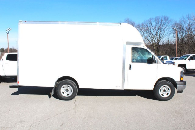 2019 Express 3500 RWD, Supreme Spartan Cargo Cutaway Van #T10059 - photo 3