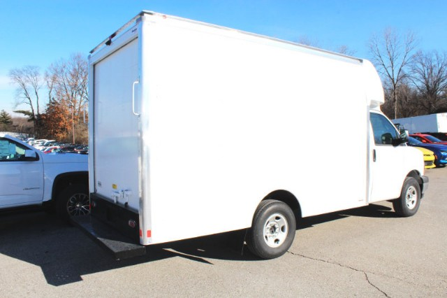 2019 Express 3500 RWD, Supreme Spartan Cargo Cutaway Van #T10059 - photo 2